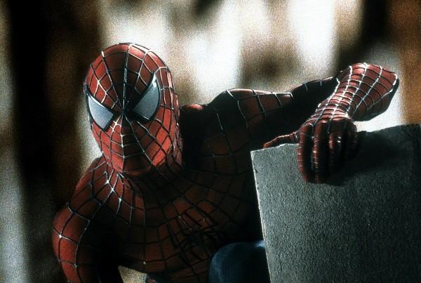 Spiderman Tobey Maguire Sam Raimi