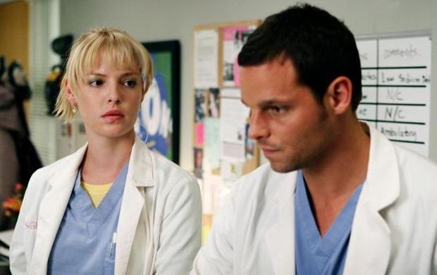 Izzie et Alex étaient l'un des couples préférés de l'émission (Photo: ABC)