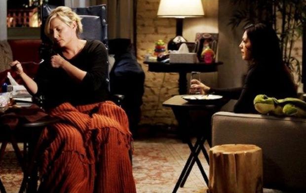 Voici à quoi ressemblait l'appartement de Callie et Arizona (Photo: ABC)
