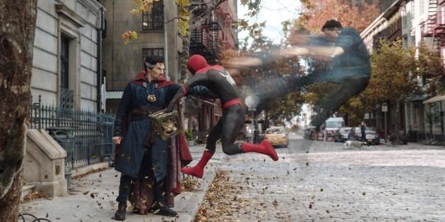 """Ce que vous n'avez pas vu dans la bande annonce de """"Spider-Man : Pas de chemin à la maison"""""""