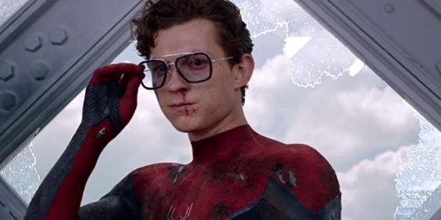 La réaction de Tom Holland au boom de la remorque Spider-Man
