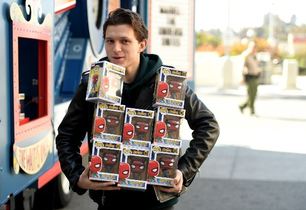 Spider-Man était un grand coup de pied dans son héritage.  Photo: (Getty)