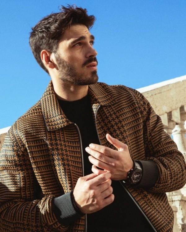 Giuseppe Maggio è uno dei nuovi prodi.  Foto: (giuseppemaggio)