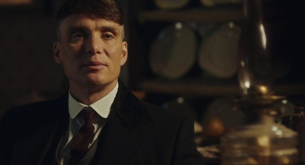 oeillères pointues tommy shelby cillian murphy