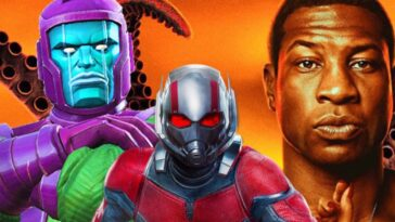 Ant Man And The Wasp: La Star De Quantumania Jonathan Majors