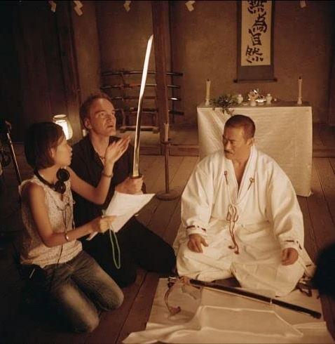 Quentin Tarantino tue Bill Sonny Chiba Uma Turman Hattori Hanzo