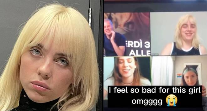 Billie Eilish ignore accidentellement un fan qui lui déclare son amour dans TikTok viral
