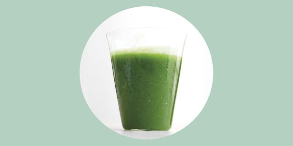 Le jus vert préféré de Martha Stewart