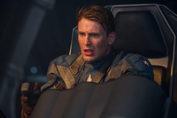Chris Evans est toujours le favori Captain America.  Photo: (IMDB)