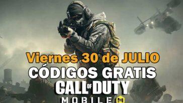 Codigos Call Of Duty Mobile Gratis 30 Julio 2021.jpg