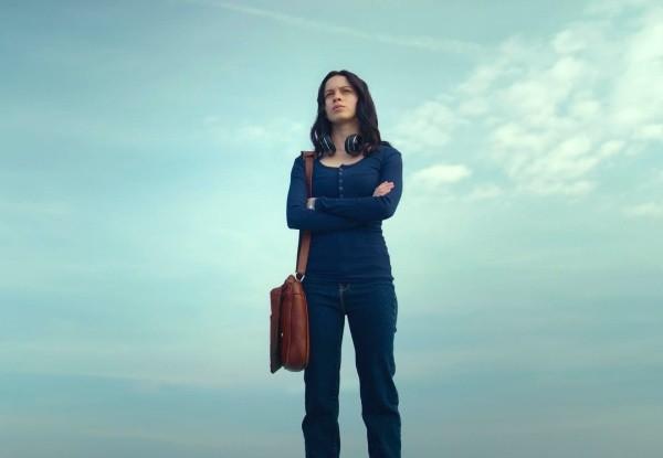 Ana Valeria Becerril dans son rôle de Sofi.  Photo: (Netflix)