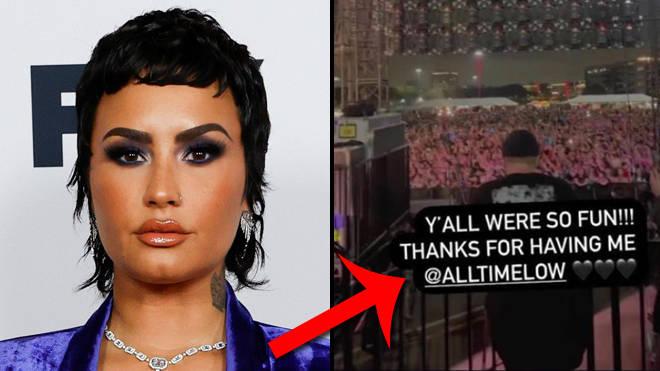Demi Lovato A Appelé Pour Se Produire Dans Un Festival