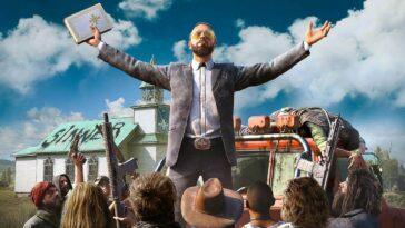 Far Cry 5 est gratuit ce week-end, le jeu complet est fortement réduit