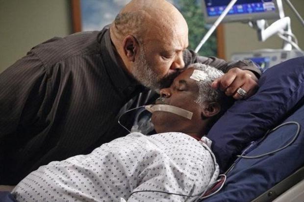 """L'acteur qui a joué 'Oncle Phil' dans """"Le prince du rap"""" a eu une participation spéciale à la série """"L'anatomie de Grey"""" (Photo : ABC)"""