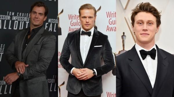 Les 3 concurrents actuels pour le rôle de James Bond.  Photos: (Getty)