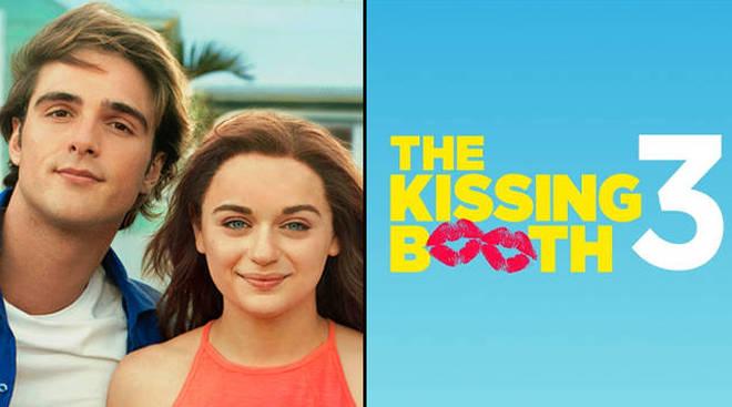 À quelle heure sort The Kissing Booth 3 sur Netflix ?