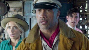 Jungle Cruise Prend Le Contrôle Du Box Office Du Week End Avec