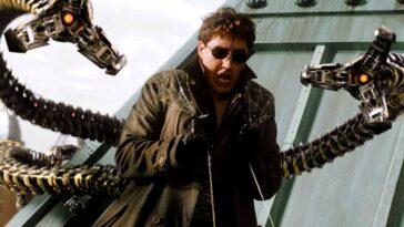 Kevin Feige Regarde Alfred Molina Après Sa Fuite Spider Man: No