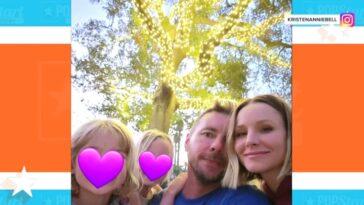 """Kristen Bell et Dax Shepherd disent qu'ils """"attendent la puanteur"""" avant de baigner les enfants"""