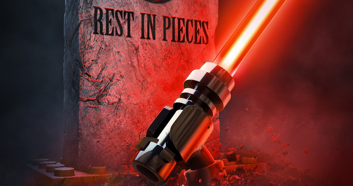 Lego Star Wars Terrifying Tales Halloween Spécial Arrive Sur Disney+