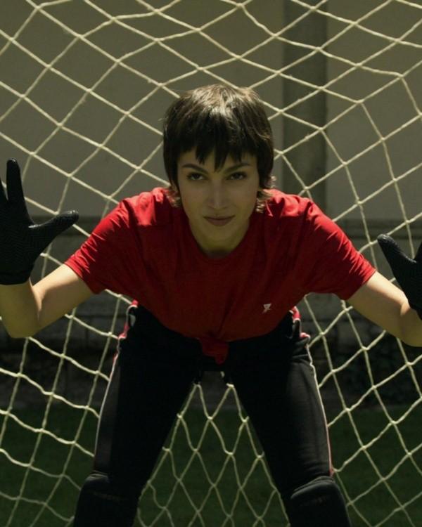 Úrsula Corberó dans le rôle de Tokio.  Photo: (Netflix)