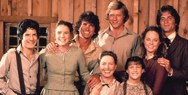 La famille Ingalls était basée sur plusieurs livres de Laura Ingalls Wilder (Photo: NBC)