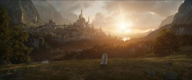 Amazon Prime Video Série Le Seigneur des Anneaux Tolkien