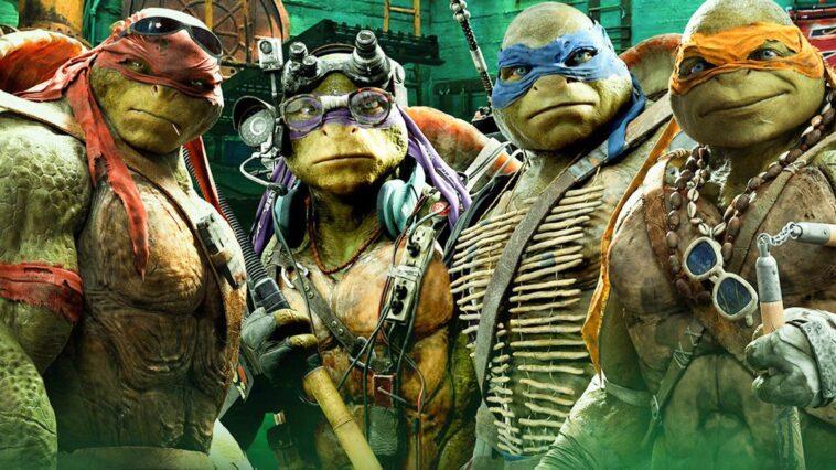 Le Nouveau Film Teenage Mutant Ninja Turtles Se Déroule Chez