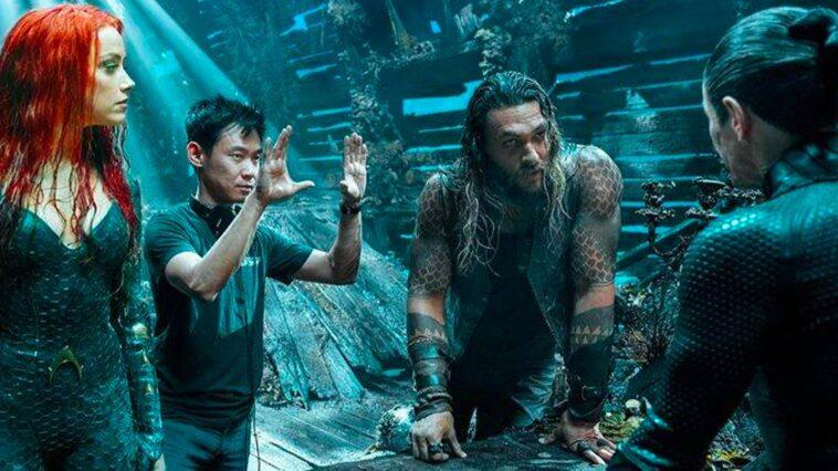Le Réalisateur D'aquaman, James Wan, Explique Pourquoi Il Voulait Revenir