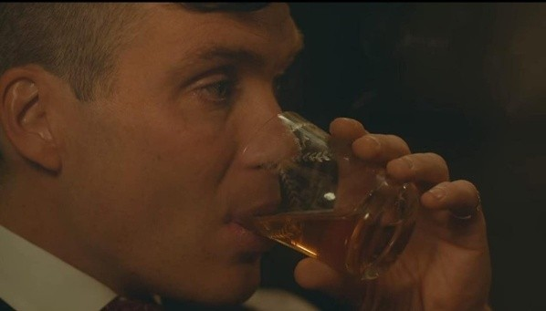 Cillian Murphy dans le rôle de Tommy Shelby.  Photo: (IMDB)