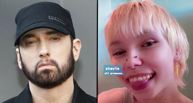 L'enfant d'Eminem, Stevie, est devenu non binaire