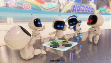L'équipe de développement PS5 d'Astro, Asobi, taquine le «jeu le plus ambitieux à ce jour» sur un nouveau site Web