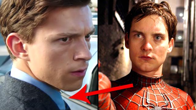 Les Fans De Spider Man Pensent Avoir Trouvé L'œuf De Pâques