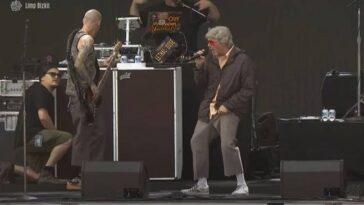 Fred Durst au festival Lollapalooza.  Crédit: YouTube/Festivals de musique du monde