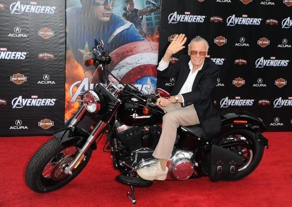 Stan Lee est le grand créateur de Marvel.  Photo: (Getty)