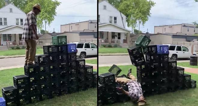 Qu'est-ce que le Crate Challenge ?