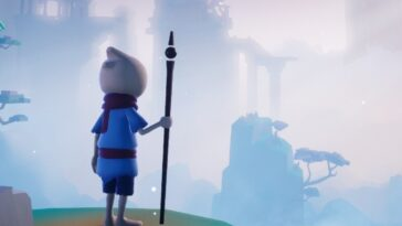 Mini critique : Omno (PS4) - Une aventure conçue avec amour que les fans de Journey ne voudront pas manquer