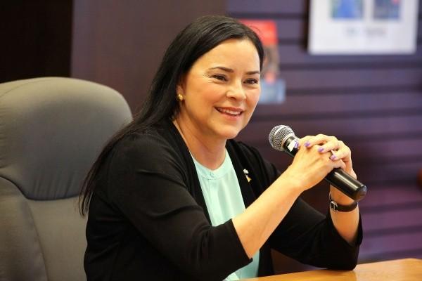 Diana Gabaldón aurait révélé la fin de la série.  Photo: (Getty)