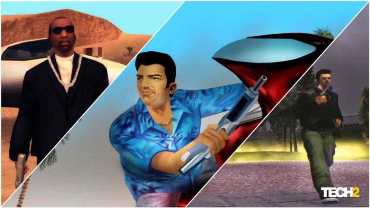 Rockstar Games Serait En Train De Remasteriser Trois Titres Emblématiques