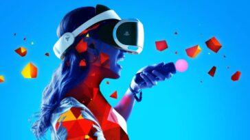 Rumeur: Sony cible les titres AAA pour un superbe casque VR PS5 de nouvelle génération