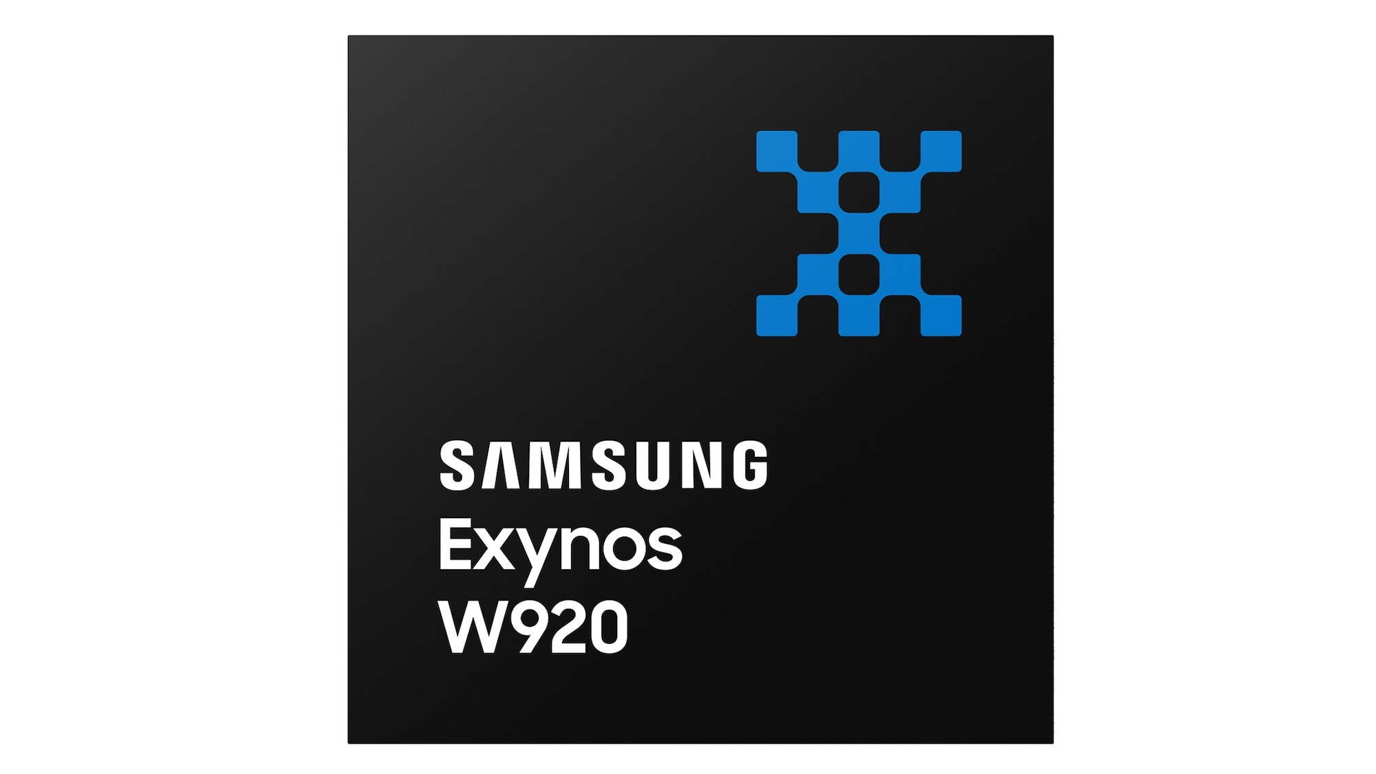 Le processeur Exynos W920 contient deux cœurs Arm Cortex-A55 et un GPU Arm Mali-G68.  Image: Samsung