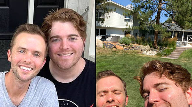 Shane Dawson et Ryland Adams emménagent dans une maison de 2,2 millions de dollars au Colorado