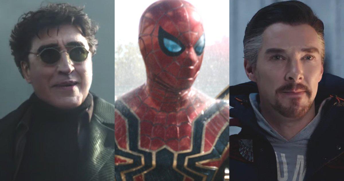 Spider Man: La Bande Annonce Officielle De No Way Home Est Là