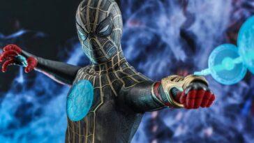 Spider Man Utilise Doctor Strange Magic Dans Un Nouvel Art De