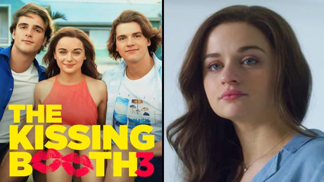 The Kissing Booth 3 : Où Elle va-t-elle à l'école ?  La fin expliquée