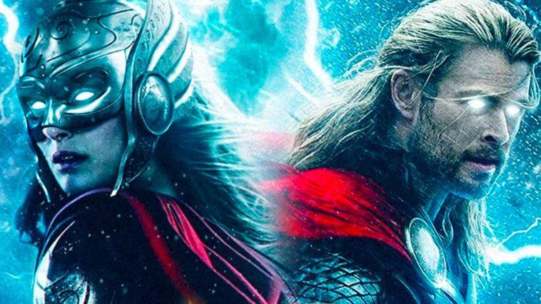 Thor: Love And Thunder Est Le Film Le Plus Fou