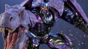 Transformers: Rise Of The Beasts Est Inspiré Des Films D'action