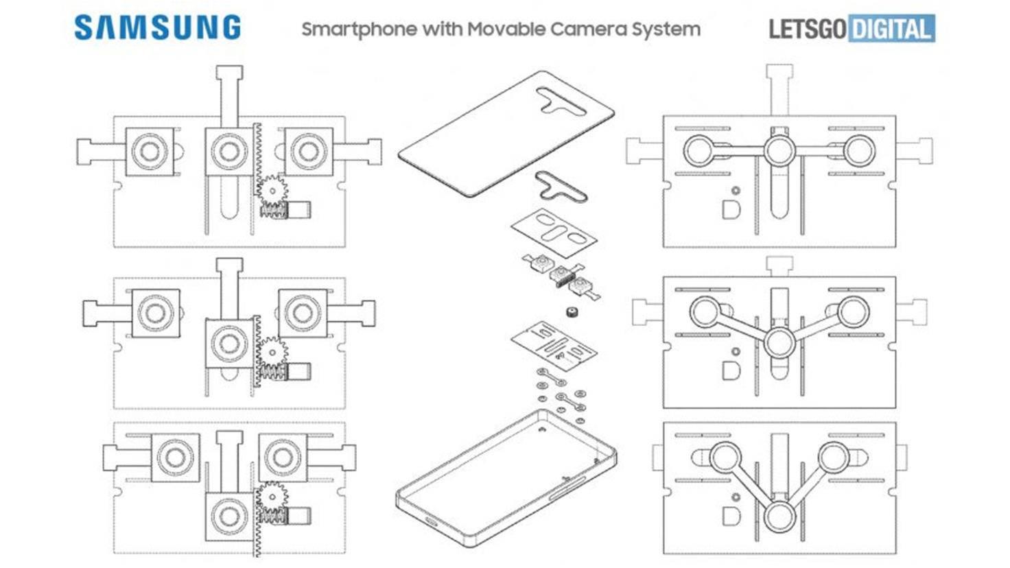 samsung-brevet-mobile-caméras