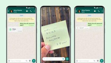 Whatsapp Introduit Une Fonctionnalité «afficher Une Fois» Qui Supprime Les