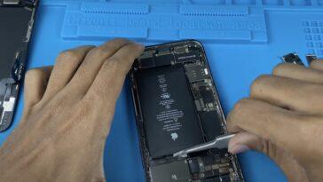 Batterie Iphone Espace